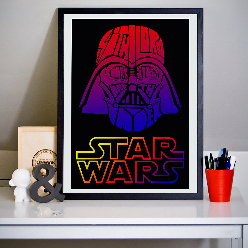 Star Wars Sith Lord Poster