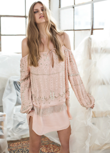 Bella Dress | Blush