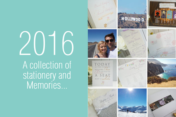 The Little Touches 2016 Roundup