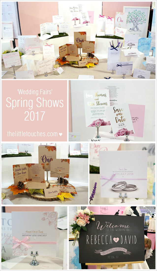 The Little Touches wedding fairs