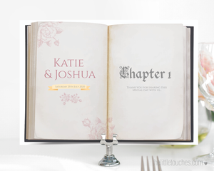 Fairy Tale Book table numbers / chapter numbers