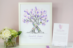 Bunting Guest Fingerprint Tree