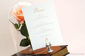 Fairy Tale Menu Cards