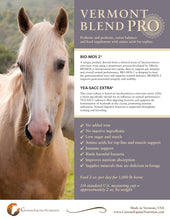 Vermont Blend PRO ~ With Digestive Support