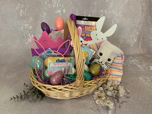 Premium Easter Basket 0-4