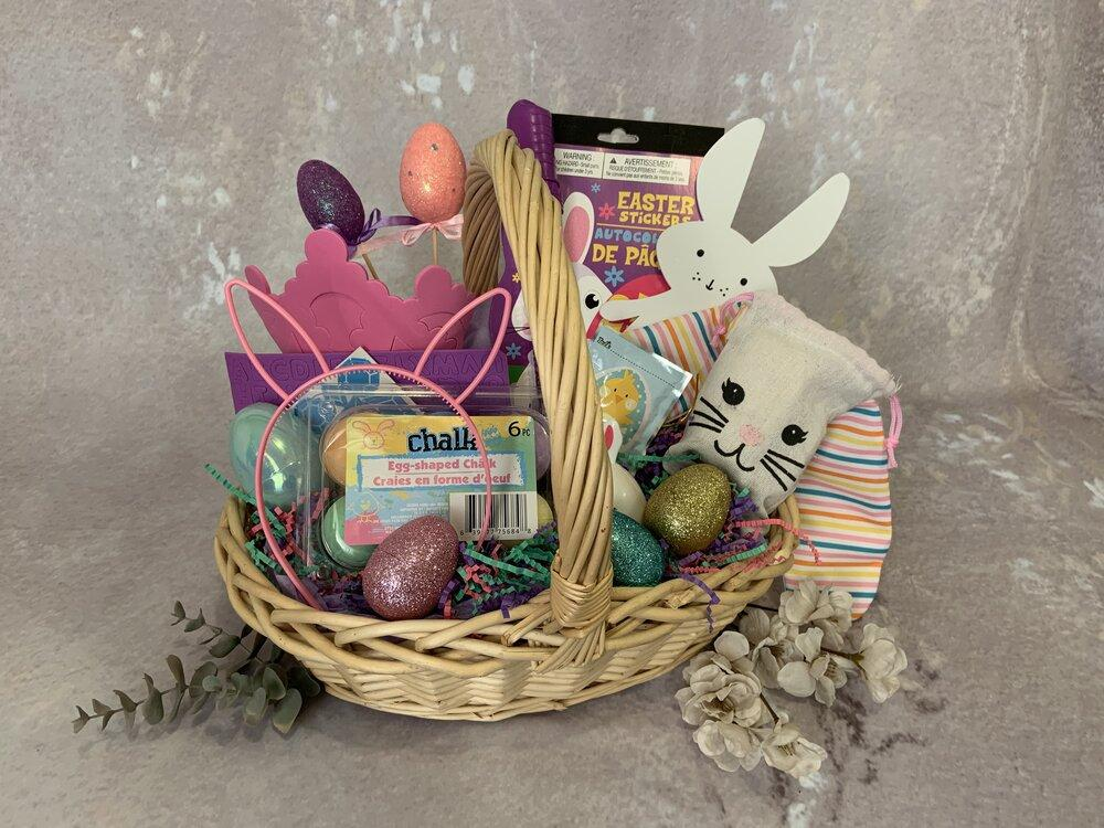 Standard Easter Basket 0-4