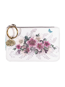 COIN PURSE, HELLEBORE