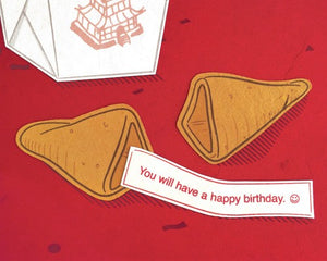 Fortune Cookie Birthday