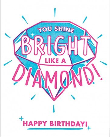 Shine Bright Birthday