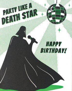Party Like a Death Star