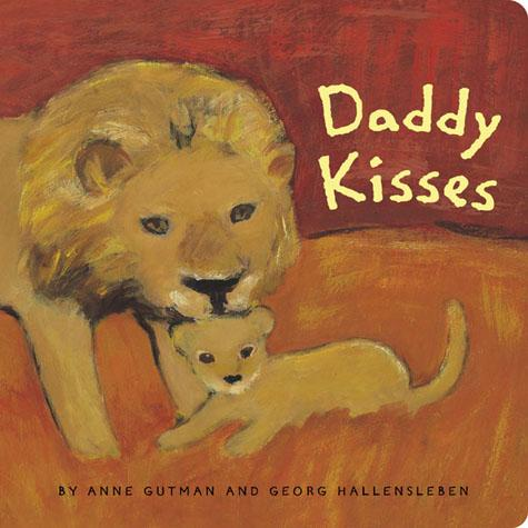 DADDY KISSES Board Book