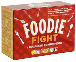 Foodie Fight A Trivia Game for Serious Food Lovers