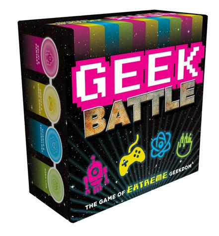 Geek Battle Game