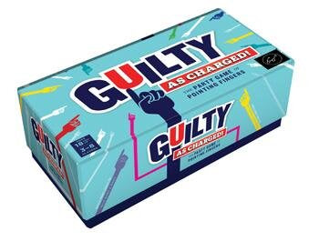 Guilty as Charged! The Party Game of Pointing Fingers