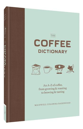 COFFEE DICTIONARY HC