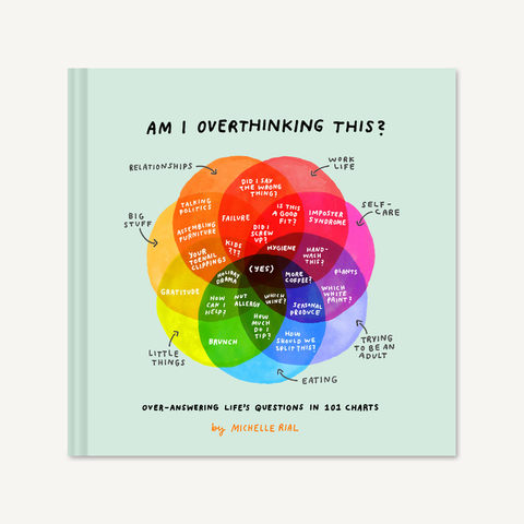 Am I Overthinking This? Over-answering life's questions in 101 charts