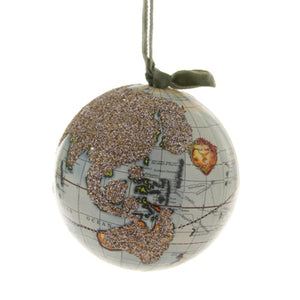 Travel the Globe - Ornaments