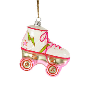 Rollerskating  -  Ornament