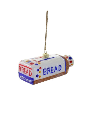 SLICED BREAD- Ornaments