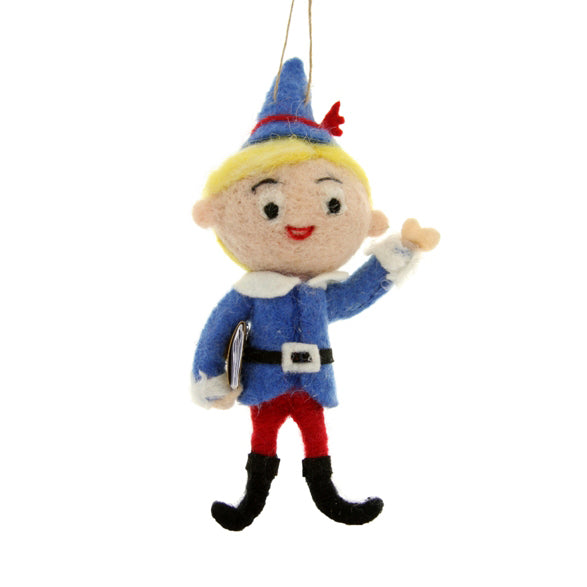 Hermey (Rudolph the Rednosed Reindeer) - Ornament