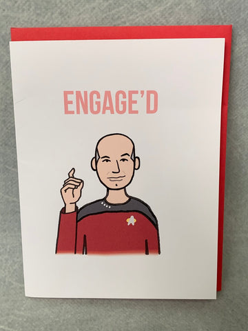 Engaged (Star Trek)