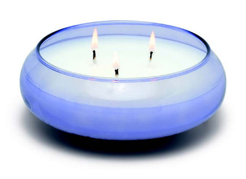 Realm Glass Bowl Candles