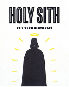 Holy Sith Birthday