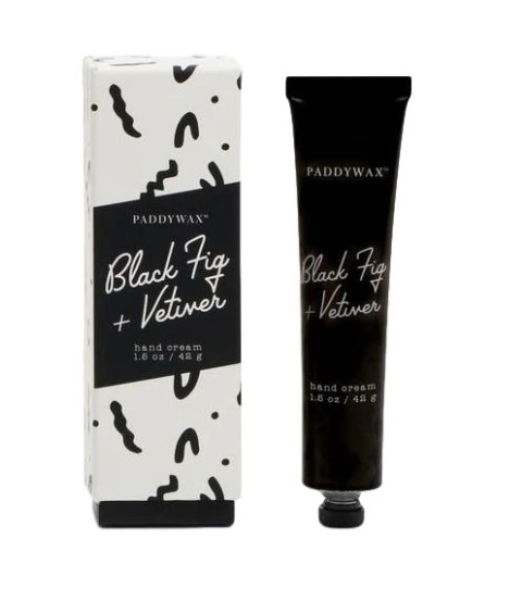 HAND CREAM- BLACK FIG & VETIVER