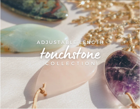 Touchstone Necklaces - SoulKu