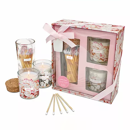 Candle & Match Gift Sets