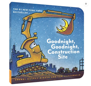 Goodnight, Goodnight, Construction Site Board Book