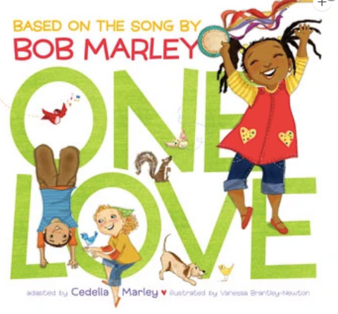 One Love - Bob Marley Book
