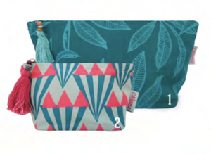 Neema Fabric Washbags