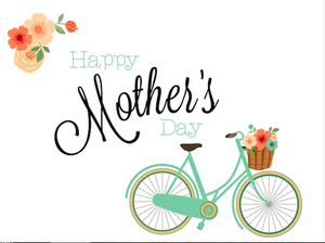Mother's day Bicycle