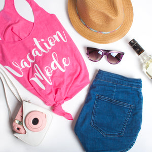 Vacation Mode Tank Top