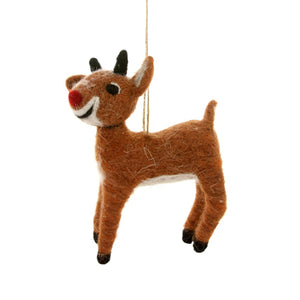 Rudolph the Rednosed Reindeer- Ornament