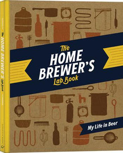HOME BREWER'S LAB BOOK
