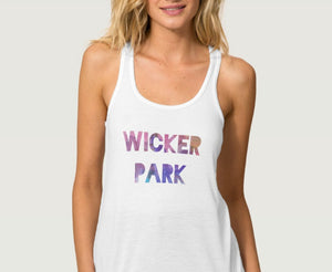 Wicker Park Tank Top - One Strange Bird