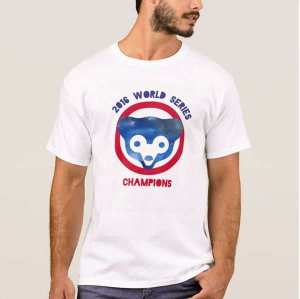 Chicago Cubs World Series Shirt Mens - One Strange Bird