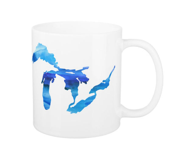 Great Lakes Mug - One Strange Bird