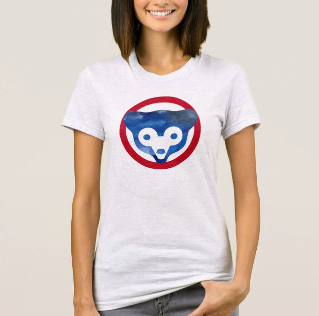 Chicago Cubs Logo Shirt Unisex - One Strange Bird
