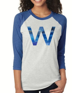 Chicago Cubs Fly the W Shirt - One Strange Bird
