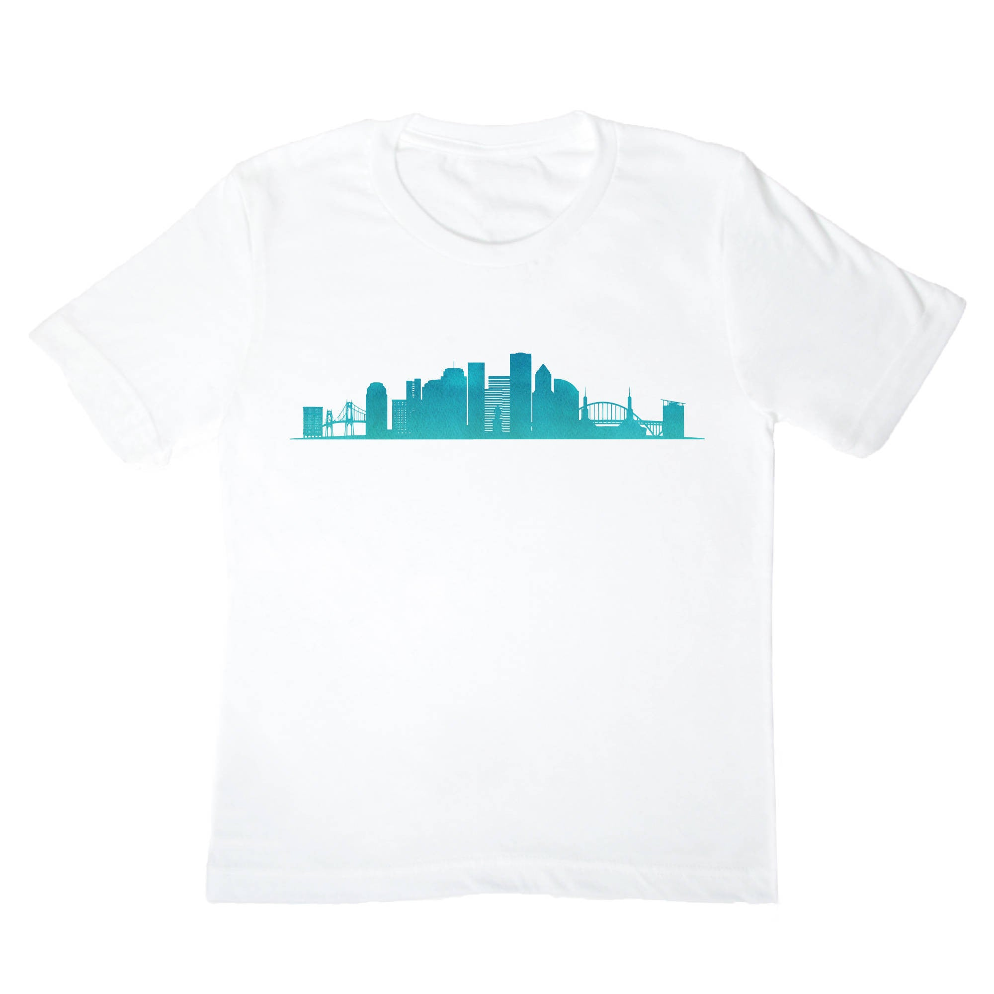 Portland Skyline Kids Shirt