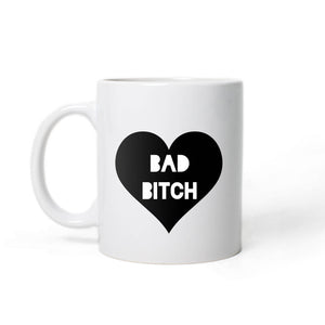 Bad Bitch Mug - One Strange Bird