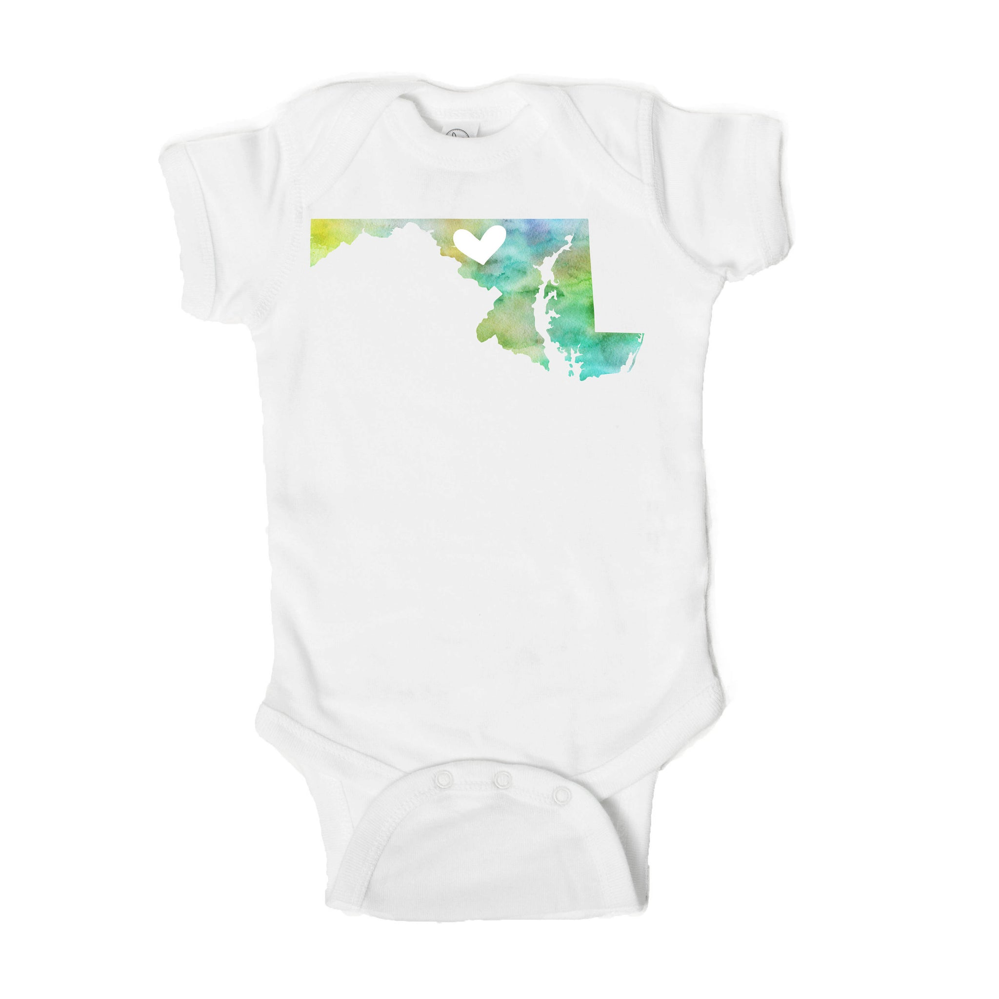 Maryland Baby Onesie