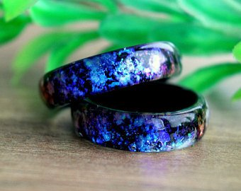 Resin Jewelry Making Class (BYOB) - November 15th