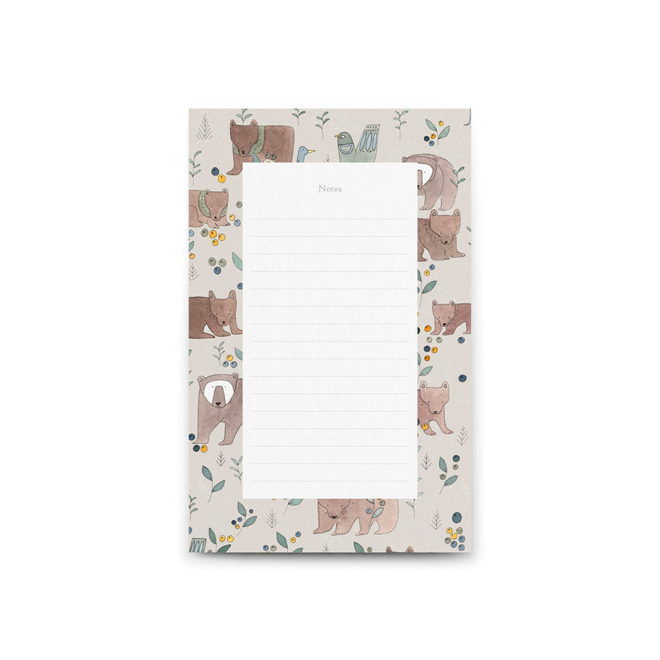 OURSES NOTEPAD
