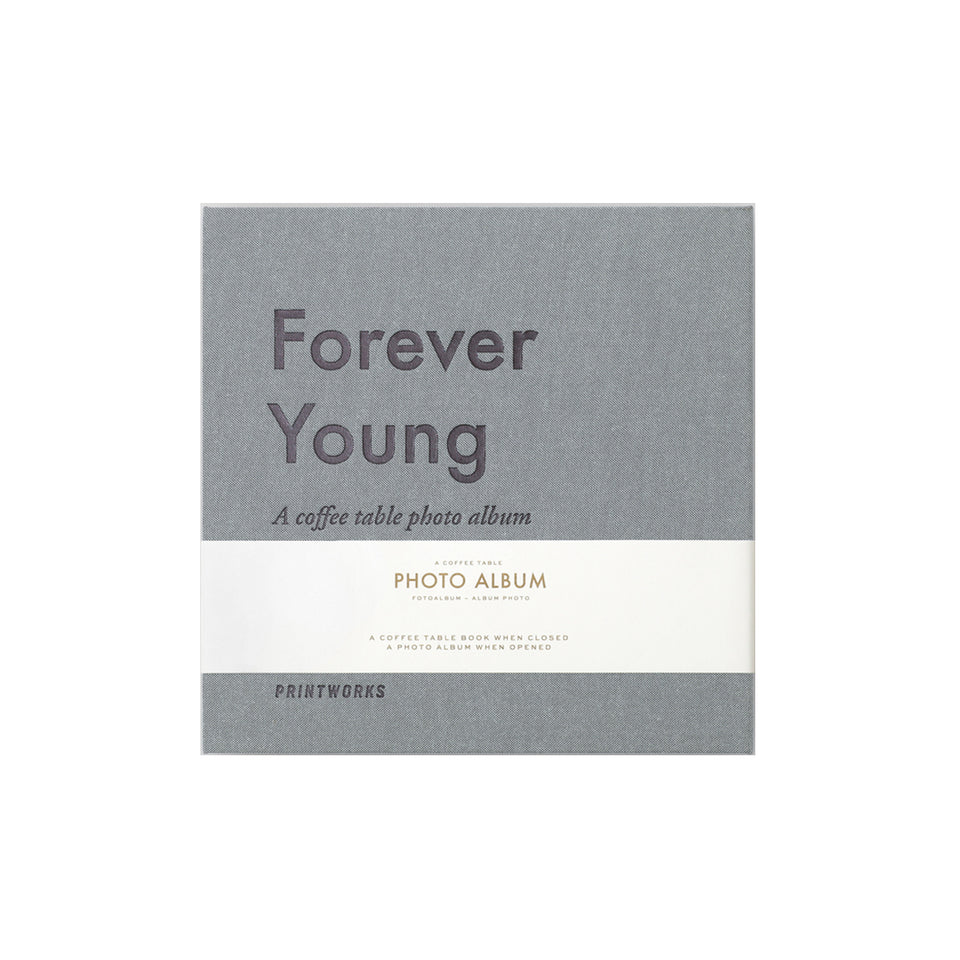 FOREVER YOUNG - Small Photo Album