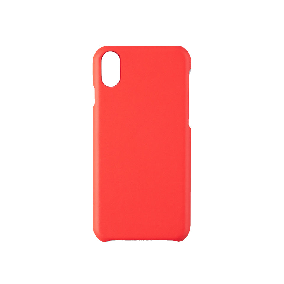 IPHONE X/XS CASE-RED