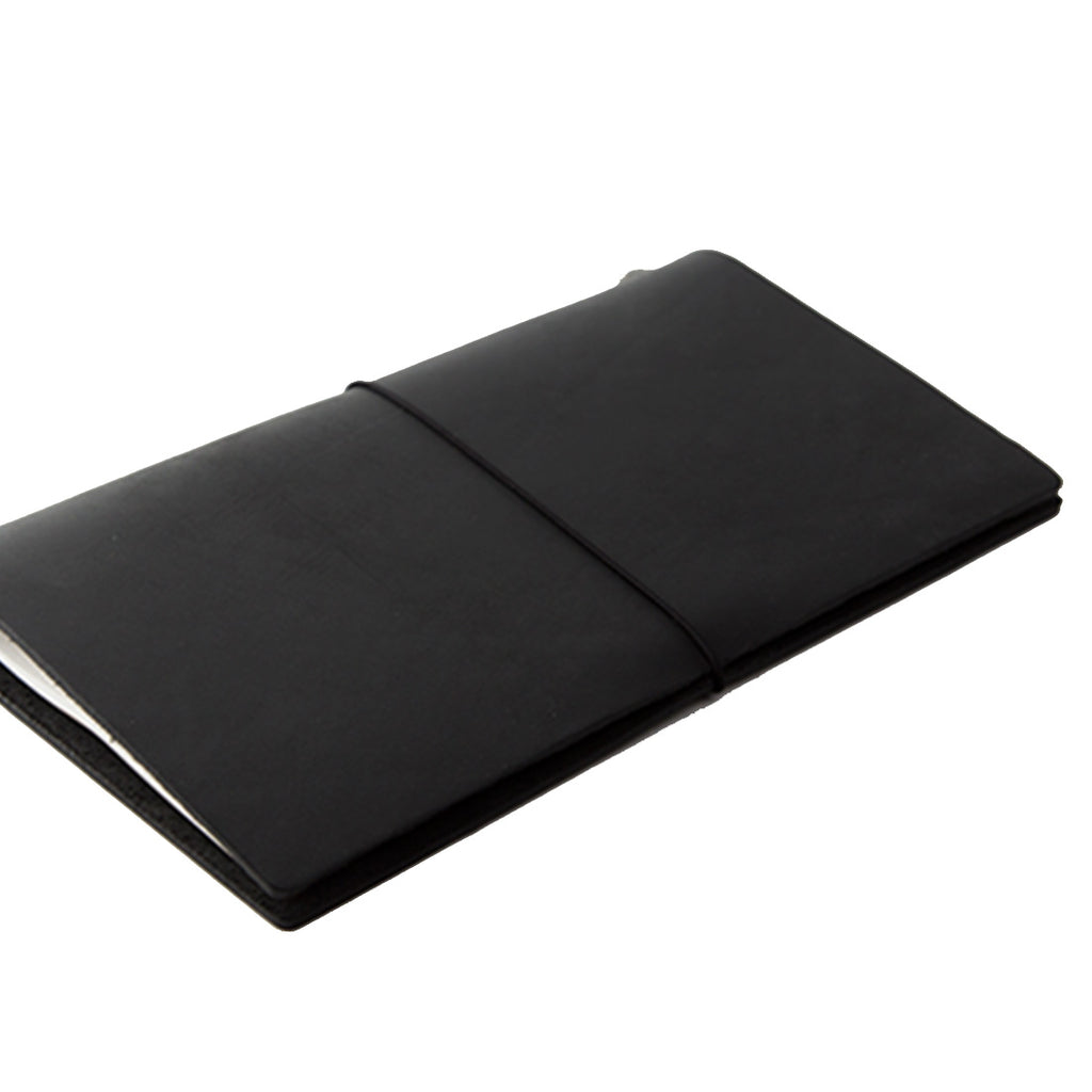 TRAVELER'S NOTEBOOK - STARTER KIT BLACK